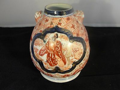VINTAGEANTIQUE  VASE - POSSIBLY CHINESE - 5 x 4 - NICE FIND - LOT W10A
