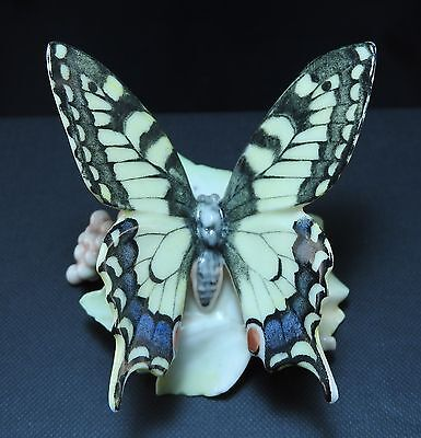 Hutschenreuther Butterfly Insect Porcelain Figurine
