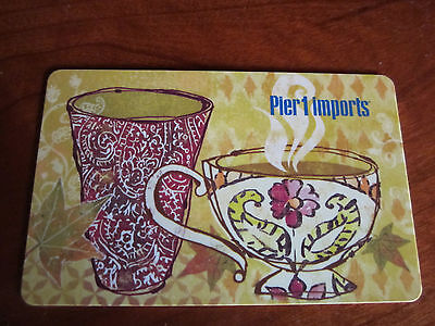 Pier 1 Imports 100 gift card    FREE shipping w tracking
