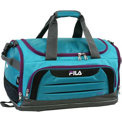 Fila Cypress Small Sport Duffel Bag 4 Colors Gym Duffel NEW