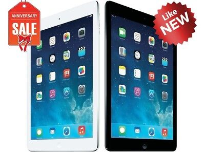 Apple iPad 234 Mini Air Pro  WiFi Tablet  16GB 32GB 64GB 128GB I GRADE A R