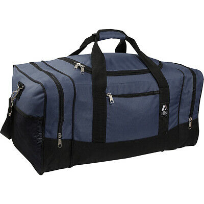 Everest 20 Sporty Gear Bag 8 Colors Gym Duffel NEW
