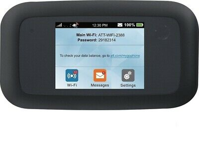 AT-T UNLIMITED DATA NO THROTTLING 4G LTE ATT HOTSPOT 150Month - Unite Velocity