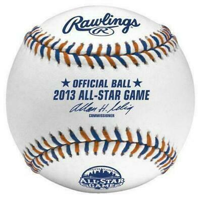 Rawlings 2013 All Star Game MLB Official Game Baseball Boxed