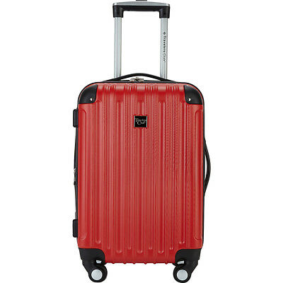 Travelers Club Luggage Madison 20 2-in-1 Expandable Hardside Carry-On NEW
