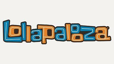 1 Lollapalooza 2017 Music Festival Ticket - 4-Day Wristband - August 3-6 2017