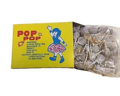 Pop Pop Snappers Fireworks Fourth Of July Bang Snaps April Fools Popper Novelty