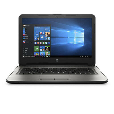 HP 14 Laptop with AMD E2-7110 4GB RAM 32 GB eMMC Windows 10