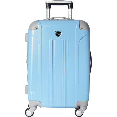 Travelers Club Luggage Modern 20 Hardside Expandable Hardside Carry-On NEW