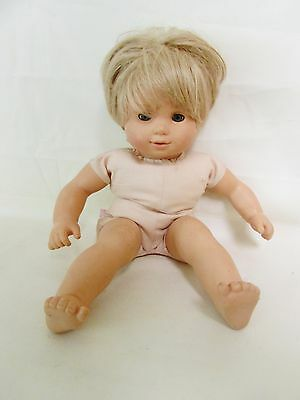 Pleasant Co American Girl Bitty Baby Doll with Blonde Hair - Blue Eyes