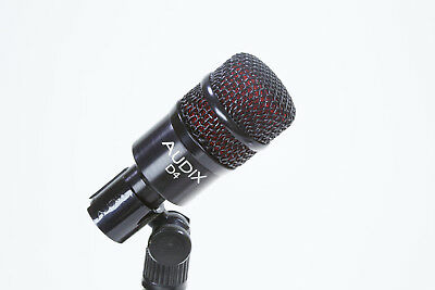 Audix D4 Hypercardioid Dynamic Percussion Drum Studio Live Stage Microphone D-4