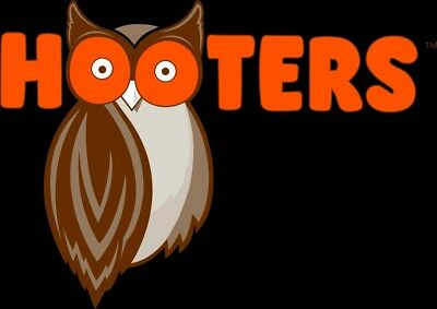 100 Hooters Gift Card Read DESCRIPTION