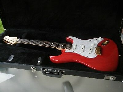 Fender Deluxe Players Stratocaster with G-G Case