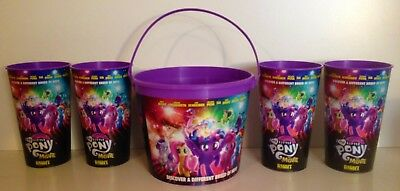 My Little Pony Movie Theater Exclusive 17044 Family Pack
