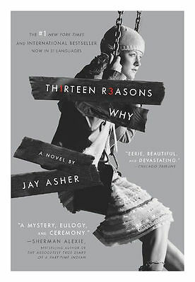 Thirteen Reasons Why by Jay Asher - Brand New Paperback