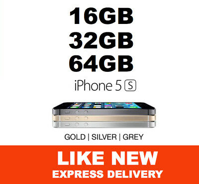 APPLE IPHONE 5S 16GB 32GB UNLOCKED 100 GENUINE EXPRESS SHIPPING FROM MEL