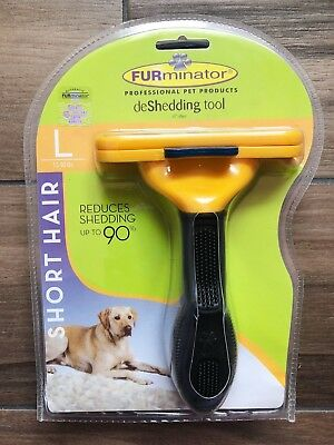 FURminator® deShedding Tool for Large Dog 51-90 lbs with Short Hair LDS