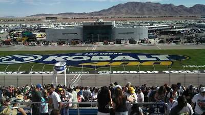 Monster Energy NASCAR CUP 2018  Las Vegas includes Friday night Truck race