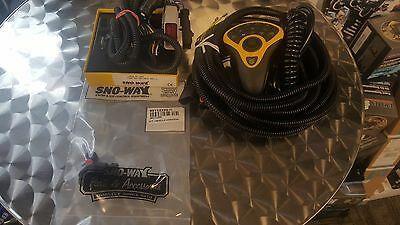 SNOWAY PRO CONTROL 2 WIRED CONTROLLER NEW IN BOX 99101124