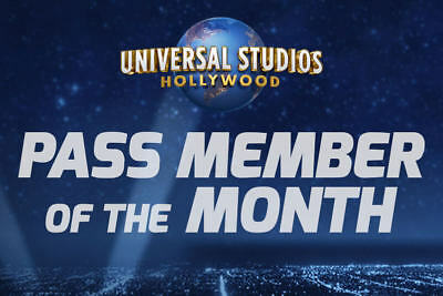 1 FULL MONTH UNIVERSAL STUDIOS HOLLYWOOD TICKETS FREE PARKING - 15 OFF ON FOOD