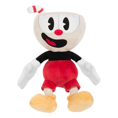 FUNKO CUPHEAD PLUSH 8 AUTHENTIC LICENSED AND NEW