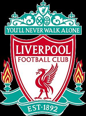 Liverpool FC Futbol Soccer Decal  Sticker 5 Sizes