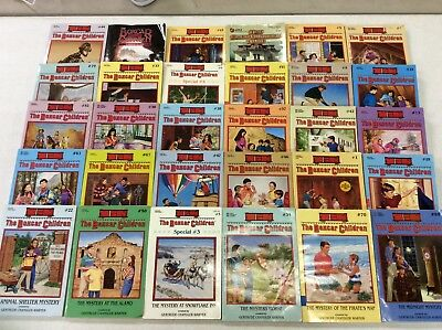 10 Boxcar Children Books for 22 and Free Shipping