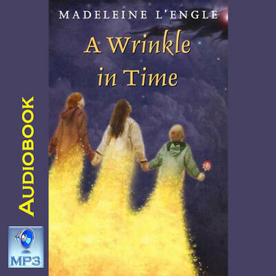 Wrinkle In Time Quintet 1 - A WRINKLE IN TIME - Madeleine LEngle - MP3 CD