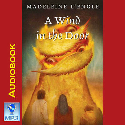 Wrinkle In Time Quintet 2 - A WIND IN THE DOOR - Madeleine LEngle - MP3 CD