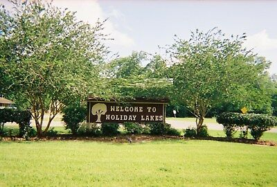 HOLIDAY LAKES - HIGH BIDDER OWNS THE PROPERTY