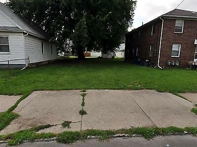 VACANT LOT in TOLEDO LUCAS COUNTY OHIO - REDUCED TO SELL