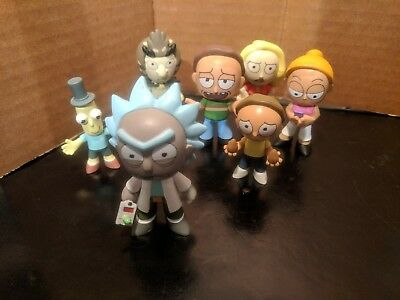Rick and Morty Funko Mystery Mini YOUR PICK FREE SHIPPING