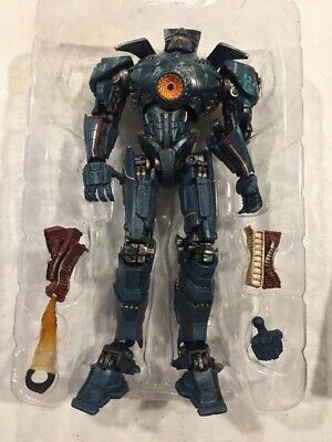 NECA Pacific Rim Gipsy Danger Jaeger Loot Crate Edition BROKEN AS-IS w Box