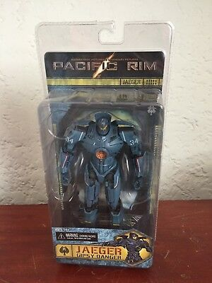 Discontinued NECA Pacific Rim Gipsy Danger Action Figure - Unopened - New