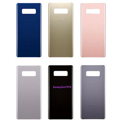 Battery Glass Cover Back Door Replacement For Samsung Galaxy Note 8 N950 N950F
