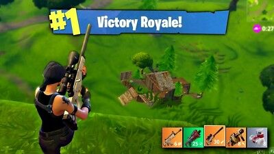 Fortnite  100 GUARANTEED Battle Royale Win Account Recovery