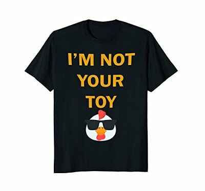 Im Not Your Toy T-Shirt Israel Eurovision 2018 Winning Song Netta Barzilai