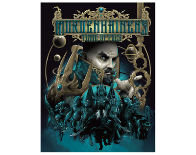 D-D MORDENKAINENS TOME OF FOES by Wizards Hardcover 529 - LIMITED EDITION