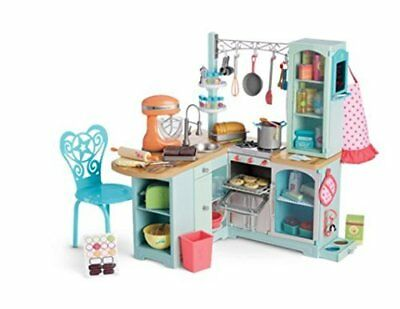 American Girl Gourmet Kitchen Set - NEW 100