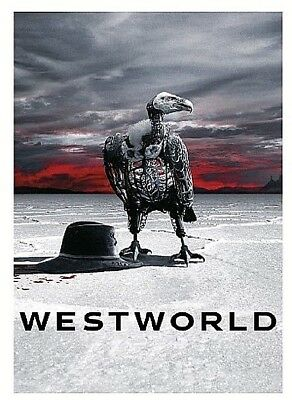 Westworld The Complete Season 2 DVD  FREE SHIPPING USA Seller