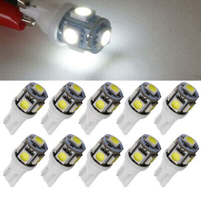 2 Rear License Plate Light Lens LED Bulb Lamp for Chevy Silverado Avalanche 1500
