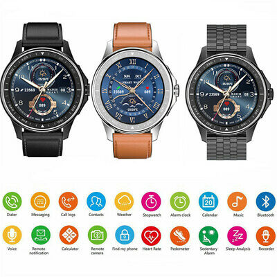 Waterproof Bluetooth Smart Watch Phone Wrist for iPhone Samsung Android IOS LG