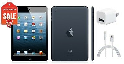 Apple iPad mini 1st Gen 32GB Wi-Fi - 4G AT-T Unlocked 7-9in - Black R-D