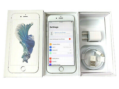 Apple iPhone 6S 16GB 64GB 128GB AT-T T-Mobile Sprint Verizon Unlocked GSM CDMA