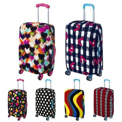 USA Luggage Suitcase Protective Cover Bag Dustproof Case Protector For 18-29