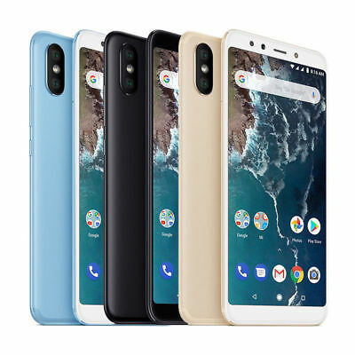 Xiaomi Mi A2 Unlocked 128GB 6GB RAM Dual Sim 4G LTE Phone - EU Global Version