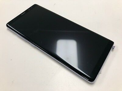 Samsung Galaxy Note8 SM-N950U1 - 64GB - Midnight Black Unlocked Very Good