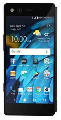 Brand New ZTE Axon M Z999 64GB Carbon Black AT-T GSM GLOBAL Unlocked Dual Screen