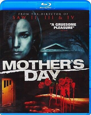 MOTHERS DAY 2010 REBECCA DE MORNAY NEW BLU-RAY