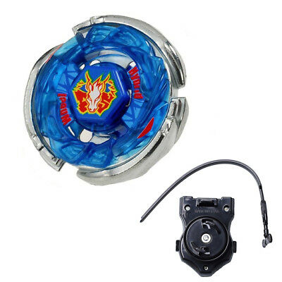 Rapidity Fusion Masters Metal Gift  Beyblade Storm Pegasus BB28 With Launcher